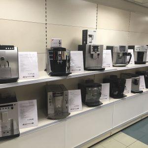 Gereviseerde espressomachines