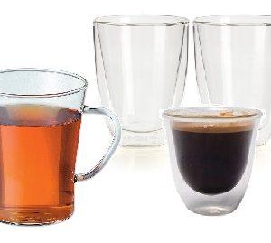 Koffie en Thee servies