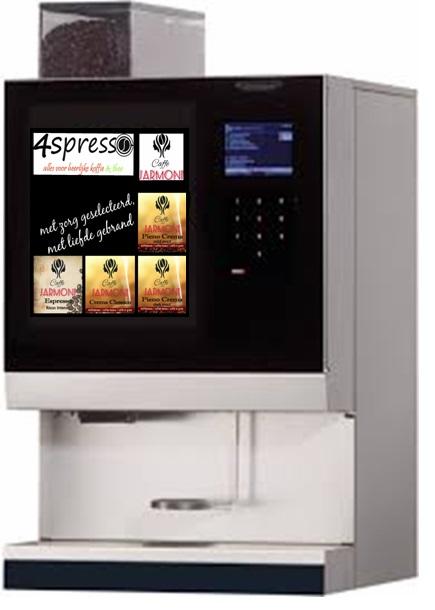 Onwijs Spengler koffiemachine | 4spresso ZH-58